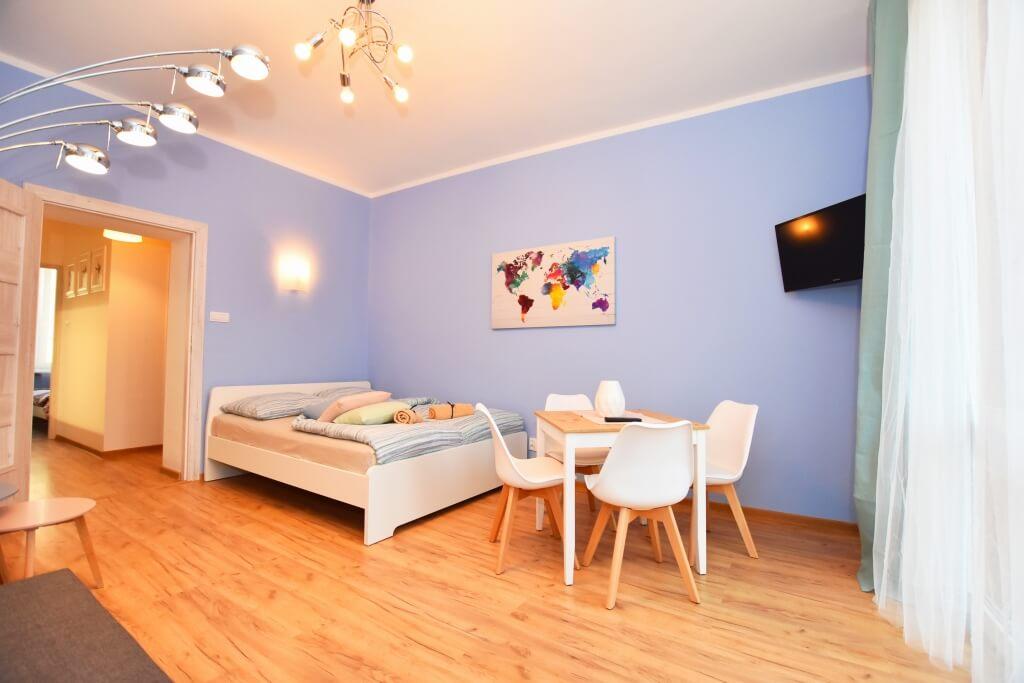 Apartament Z 2 Sypialniami Ul Oławska 3 Wrocław City